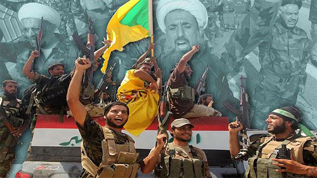 2f269f65f على سبيل المثال، ادعى قيس الخزعلي، الذي يتزعم عصائب أهل الحق، أن معركته  لاستعادة الموصل من داعش كانت